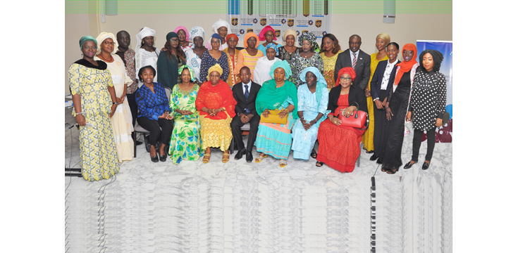 A push for the formalization of women cross-border trade in West Africa