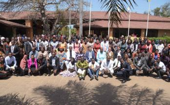 3rd Pan African Youth Conference on African Unity and Development and
