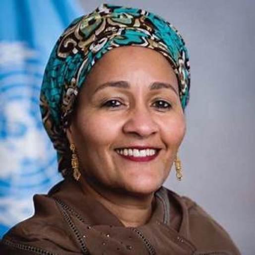 UN Deputy=Secretary General Amina Mohammed
