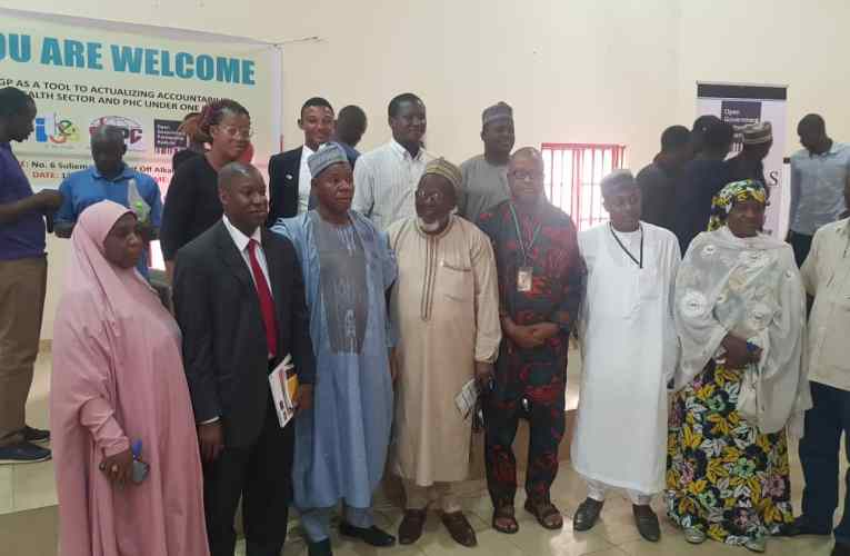 PROMOTED: Leveraging OGP Principles to Attain Accountability in Kaduna's Implementation of Primary Health Care Under One Roof model