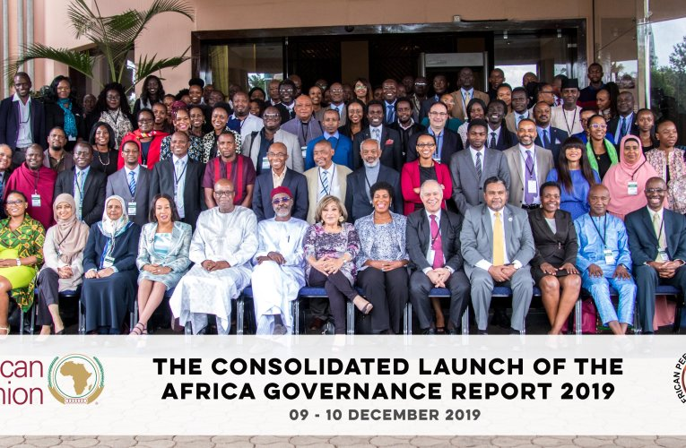 Inaugural Africa Governance Report launched before stakeholders in Nairobi