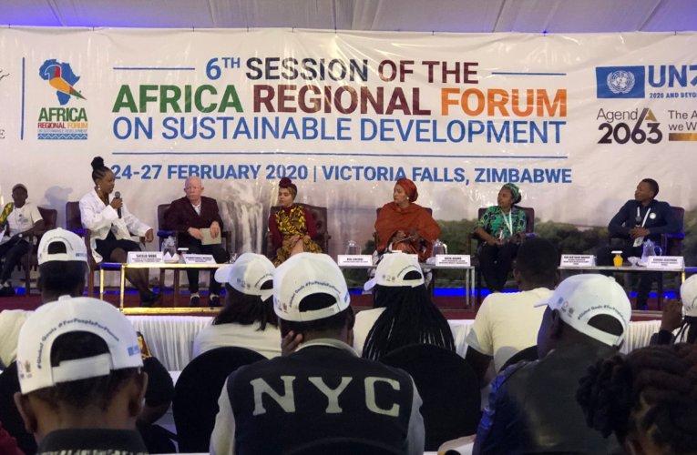 ARFSD2020: APRM launches first continental governance assessment for Agenda 2063, SDGs