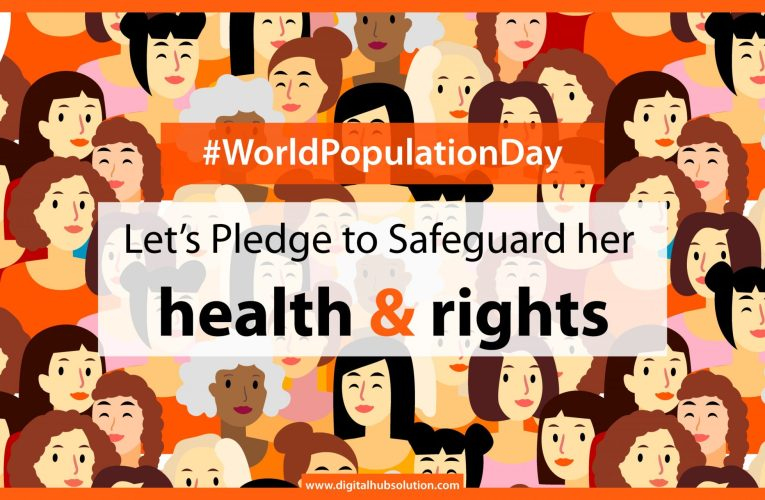 Amidst COVID-19, Population Day 2020 push for safeguarding women's and girls' rights