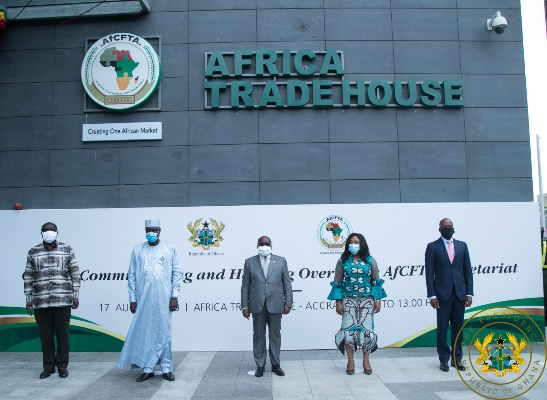 INDEPTH | Day Ghana handed over the AfCFTA secretariat to the African Union