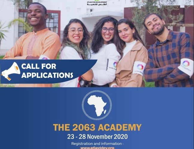 APPLY NOW! 2nd Atlas4Dev Agenda 2063 Academy for Young Africans