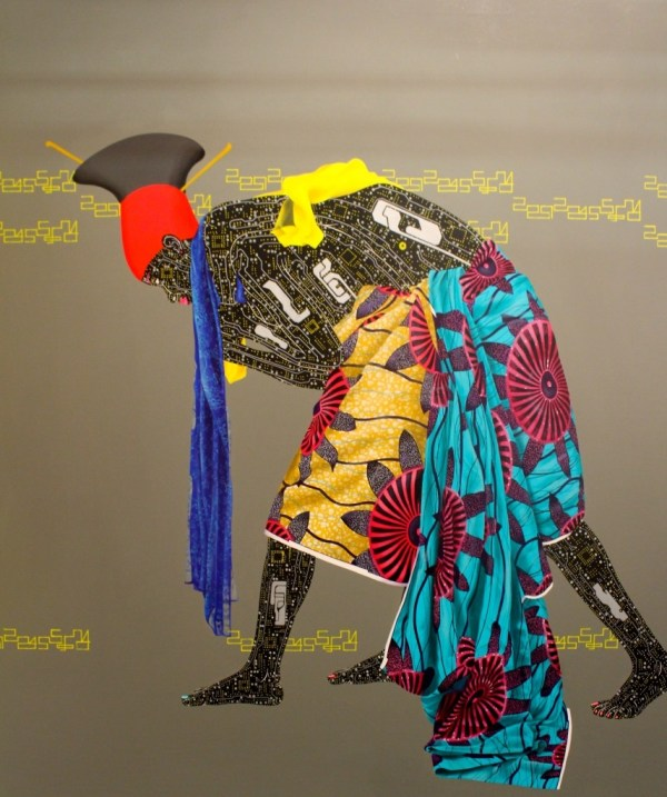 Contemporary African Art Print