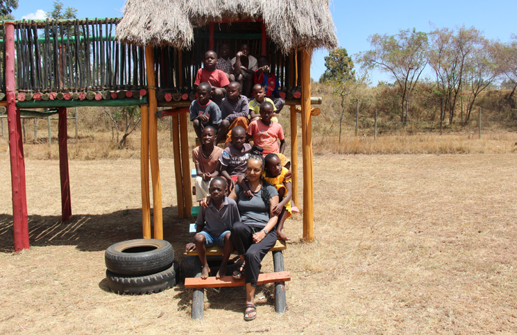 Lewa: A Home for Kenya's Orphaned and Abandoned and So Much More