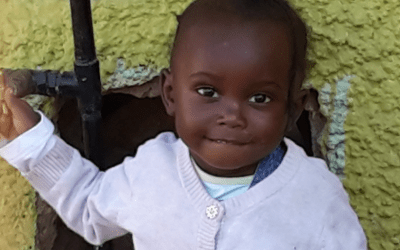 Little Nyarai Finds a Family at the Kabwata Orphanage in Zambia