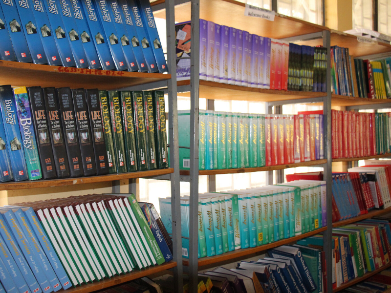Books in Ethiopia