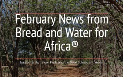 Lerato has light now, Kuda and the Seed School, and more!