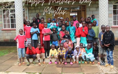 Honoring A Mother to Hundreds of Kenyan Children…..We Salute You!