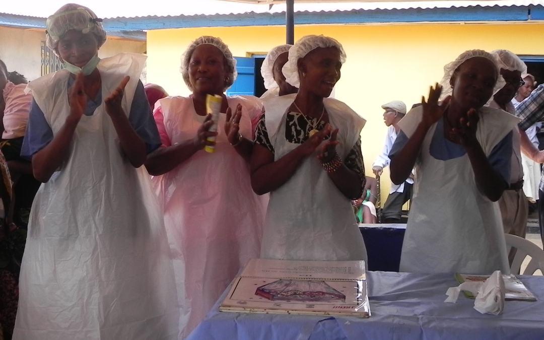 Heroes are Everywhere; Nurse Elizabeth Koroma Fought a Good Fight