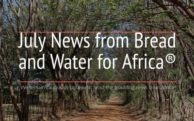 We remain cautiously optimistic amid the troubling news from Africa