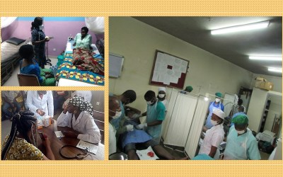 Medicines, Medical Supplies and Equipment Make a Big Difference in the Lives of Thousands of Cameroonians