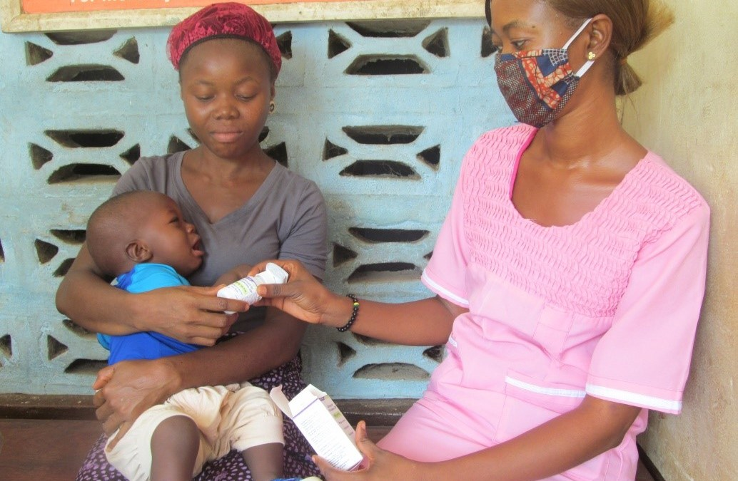 Strengthening Access to Basic Health Care Services in Mokoba Community, Sierra Leone