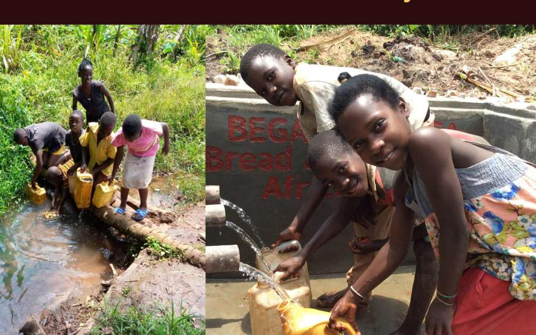 Continuing Our Mission, Bread and Water for Africa® is Focusing on Clean Water Development in Rural Uganda