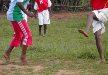 Togetherness Cooperative Members Shoes - African Road