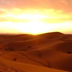 Morroco desert