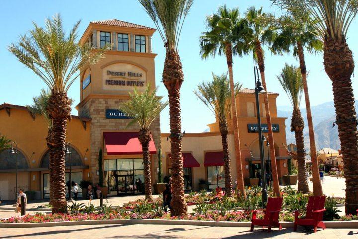 Desert hills premium outlets :California,USA