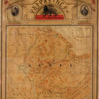 La carte manuscrite de Papazian / Papazian's hand drawn map