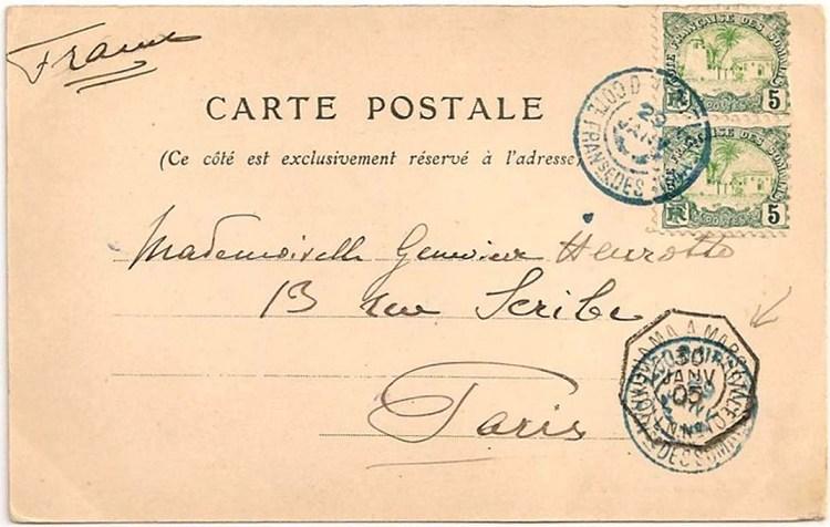Heurotte 27 janvier 1905 verso