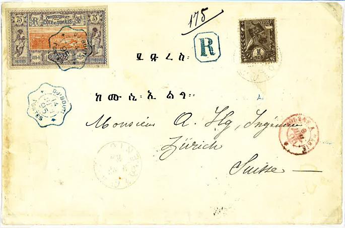 Lettre à Alfred Ilg