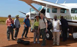 flying safaris kenya and tanzania