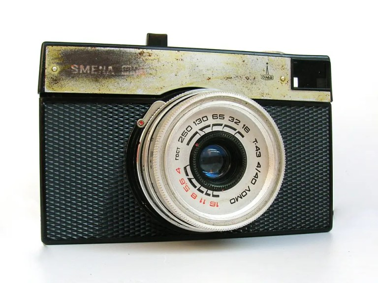 Old Camera - Going Digital