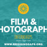 Film Photography Internship