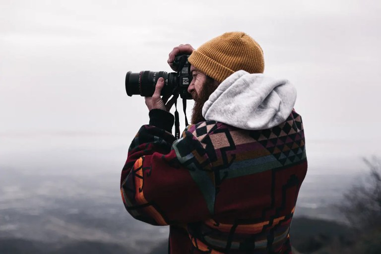 Tips to taking photos in cold weather
