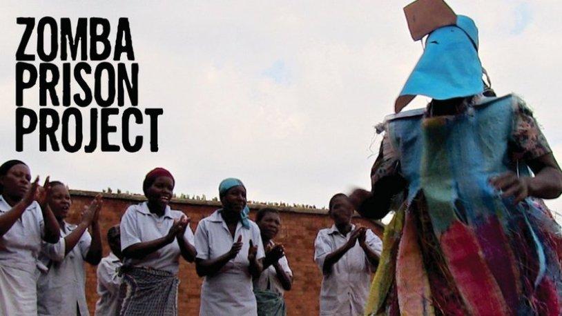 CD Sleeve: Zomba Prison Project