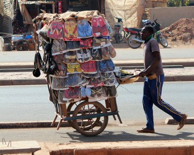 The Town And The Highway In Africa: How A Road Tells You A Lot About Jobs