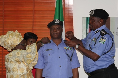 Nigeria: Police Decorates Two Newly Promoted Deputy Inspector Generals