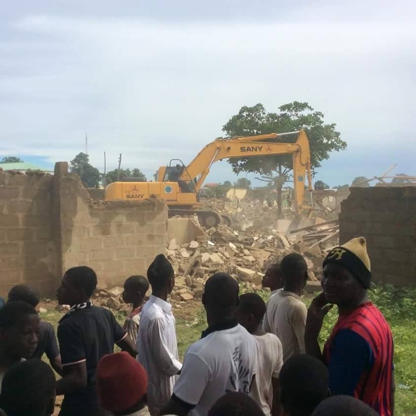 Kaduna Demolition Exercise: El-Rufai Reverses Decision, Says We'll Pay Those With Genuine Papers