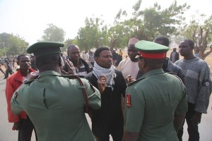 Shiites and Army clash