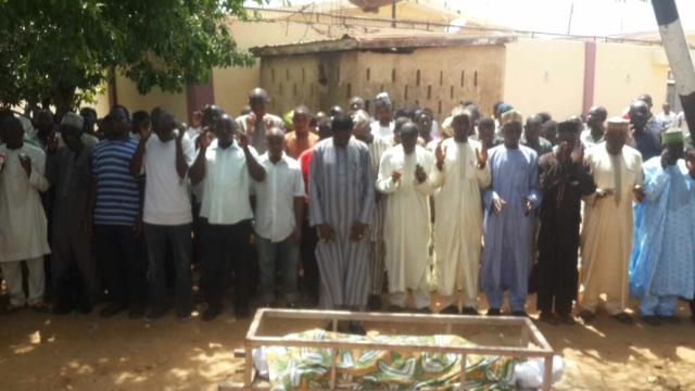 Zaria Killings: Nigerian Army Released A Shiite Corpse, Body Laid To Rest