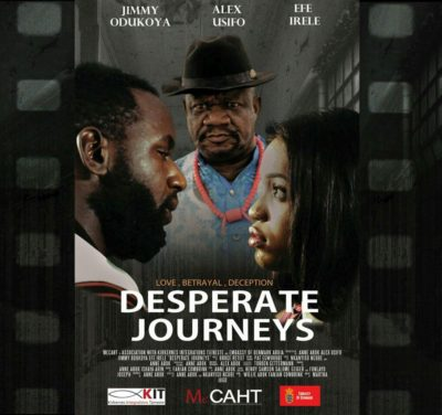 Desperate Journeys [Moview Review]