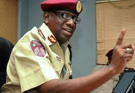 Trailer Crashes: FRSC Corps Marshal Deploys Safety Engineers To Akungba To Proffer Solutions.