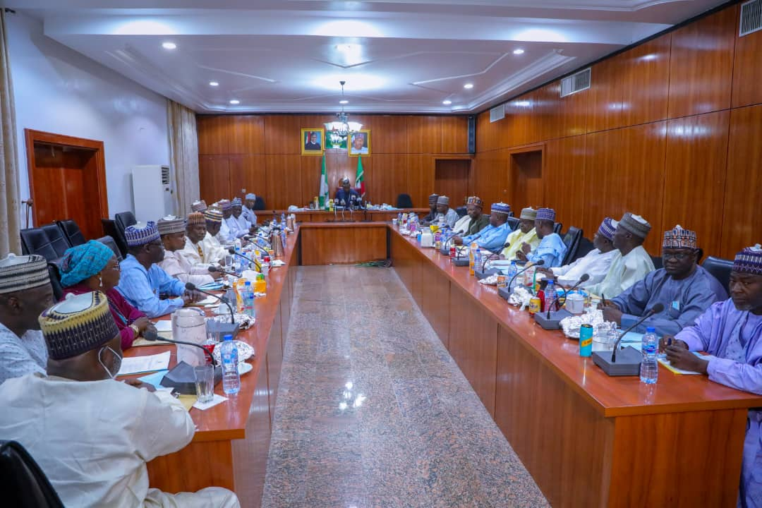 Borno Exco approves N6 Billion for 18 projects