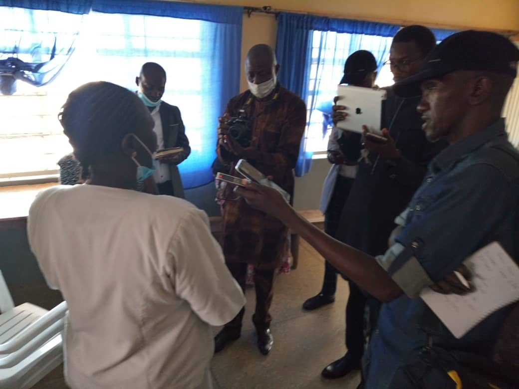Nigerian Journalists Call for Supply of Family Planning Commodities in PHCs [Audio Report]