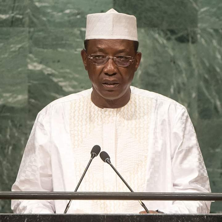 President Buhari Mourns Idriss Deby, Says Deby Was A Gallant Leader
