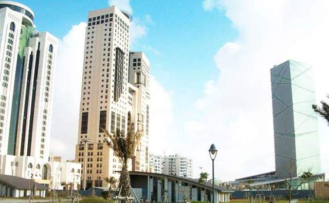 Libya_Tripoli_Central_Business_District1