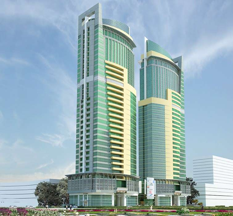 PSPF-Towers Tallest buildings in Africa