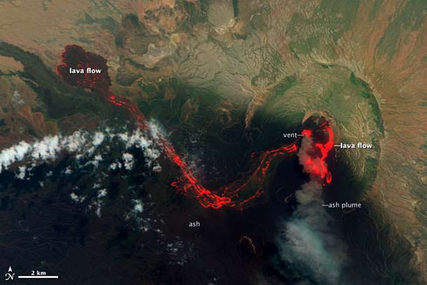 %name Ol Doinyo Lengai named as one of the Most Dangerous Volcanoes in Africa