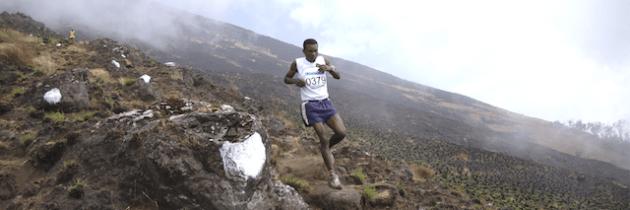 Camerun: corsa sul vulcano