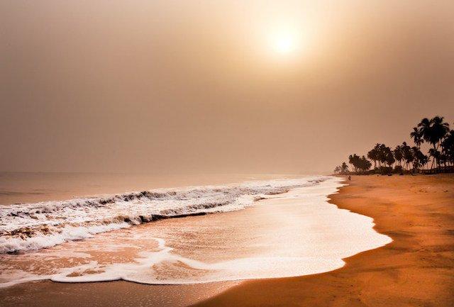 Ghana, castelli e cultura