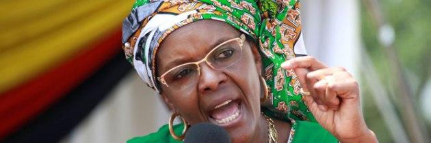 Grace Mugabe si autonomina Presidente