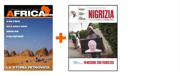 Africa + Nigrizia 2017