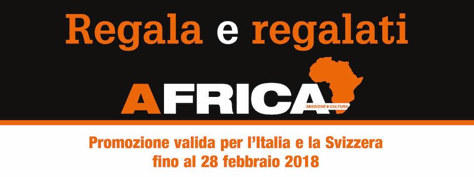 Regala e regalati Africa