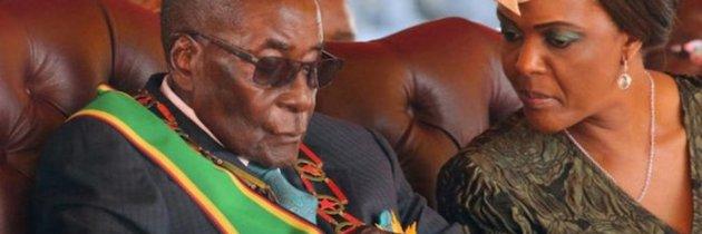 Zimbabwe: una salma al potere e una moglie avida